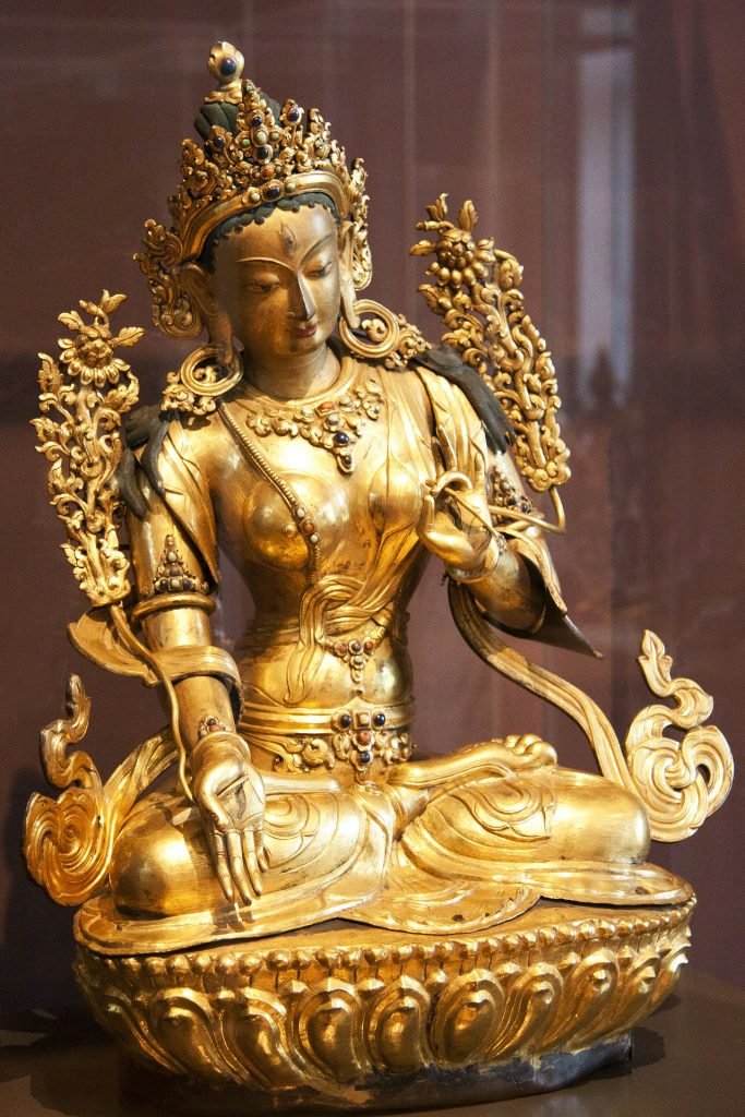 богиня шакти