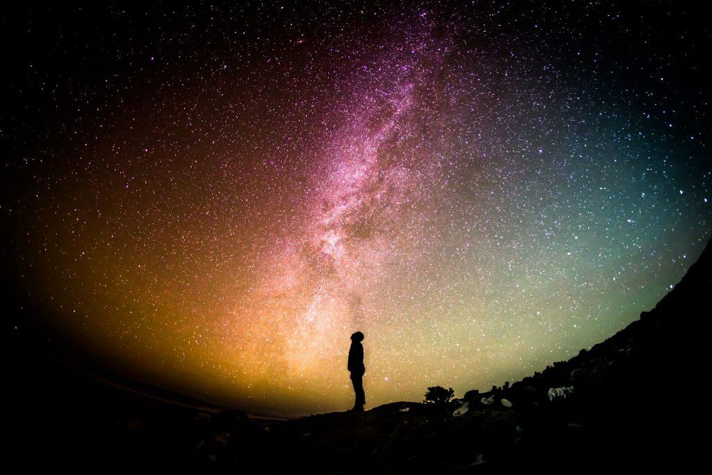 слушаме вселена