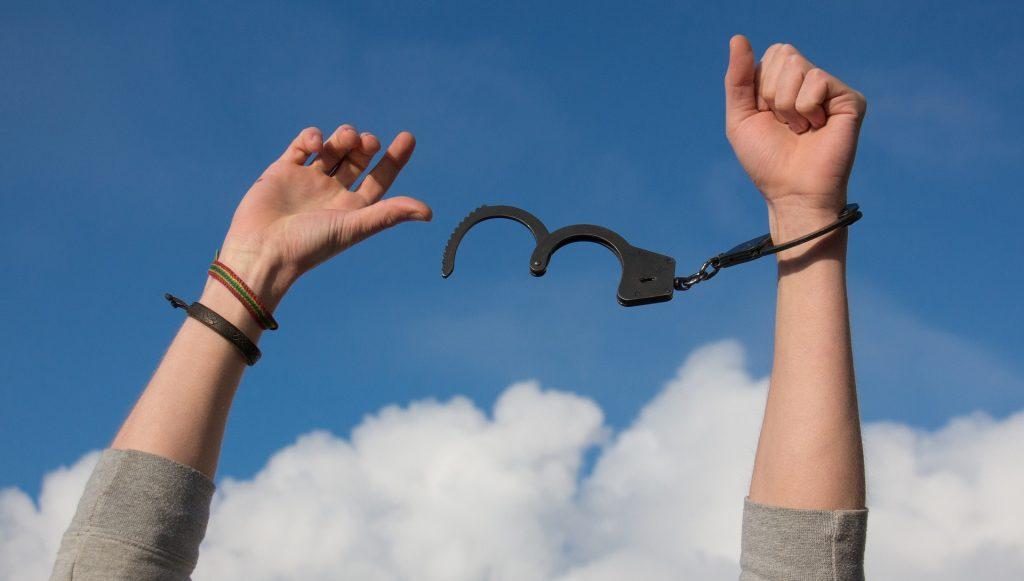 freedom, освобождаване привързаности