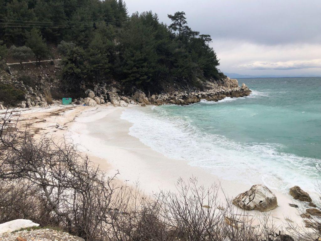 Marble beach мраморен плаж Thasos tasos тасос